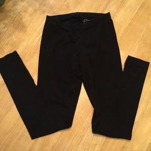 Women's Black Leggings XS